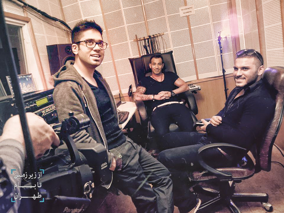معنی خالکوبی سعید عزت اللهی Ardeshir's Upcoming Interview With Amir Tataloo - RadioJavan.com